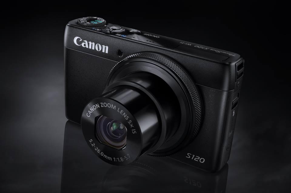 PowerShot S120 Camera