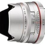 Ricoh HD PENTAX DA 15mm F4 ED AL Limited - Silver