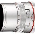 Ricoh HD PENTAX DA 35mm f:2.8 Macro Limited - Silver