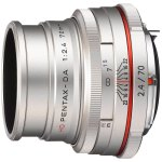 Ricoh HD PENTAX DA 70mm F2.4 Limited - Silver