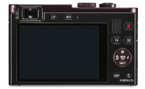 Leica C - Back