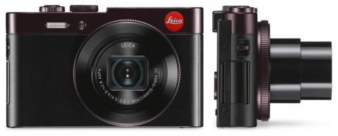 Leica C Dark Red