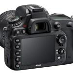Nikon D610 LCD
