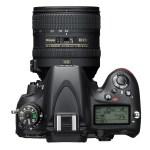 Nikon D610 Top