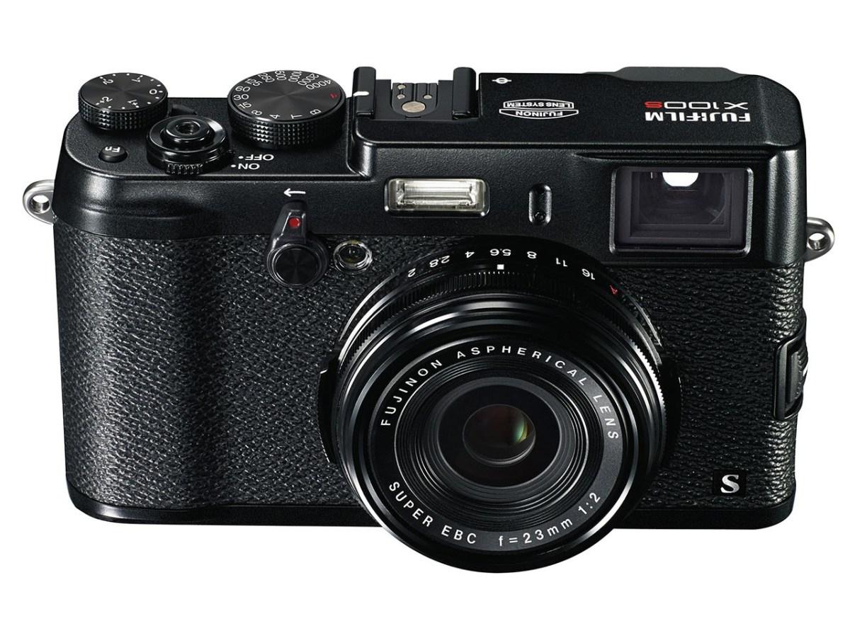 Black Fujifilm X100S