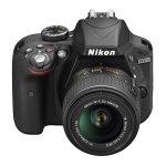 Nikon D3300 (Front Top)