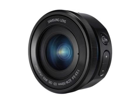Samsung 16-50mm F3.5-5.6 Power Zoom ED OIS lens