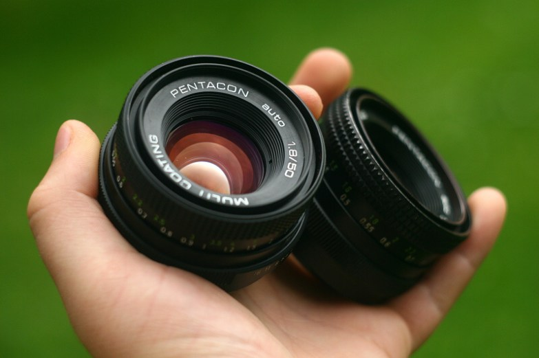 how to choose camera lenses