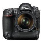 Nikon D4S- Front