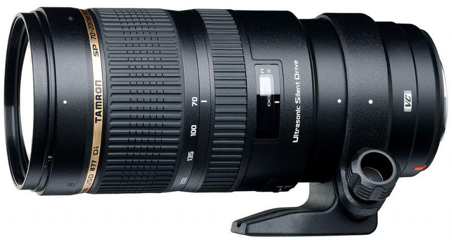 Tamron SP 70-200MM F:2.8 Di VC USD Lens