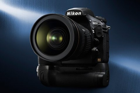 Nikon D810 -Two become one
