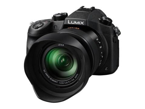 Panasonic Lumix DMC-FZ1000 - front
