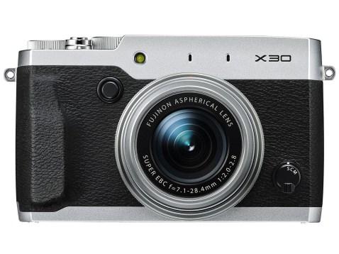 Fujifilm X30 - FRONT