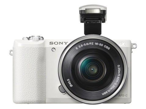 Sony Alpha a5100 - White
