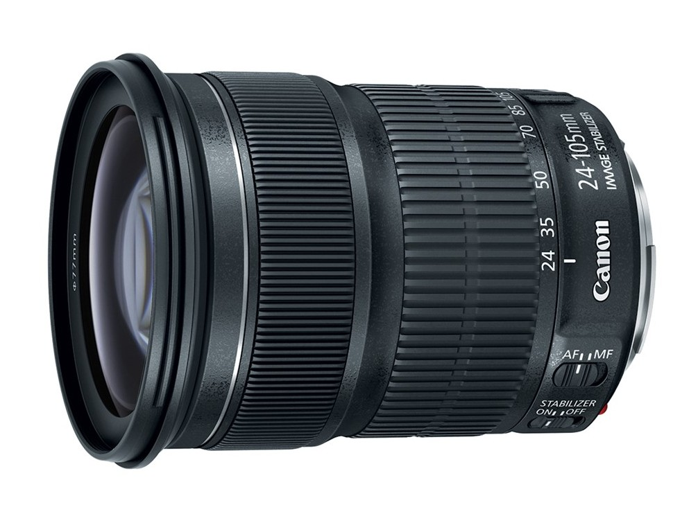 Canon EF 24-105mm f:3.5-5.6 IS STM
