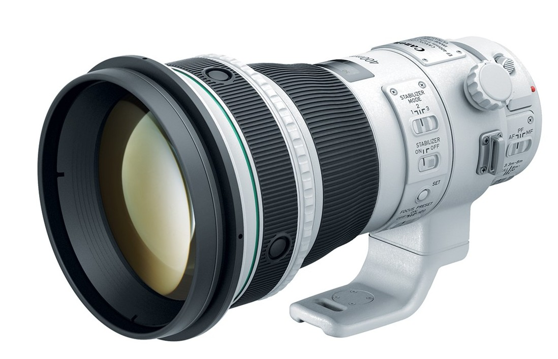 Canon EF 400mm f:4 DO IS II