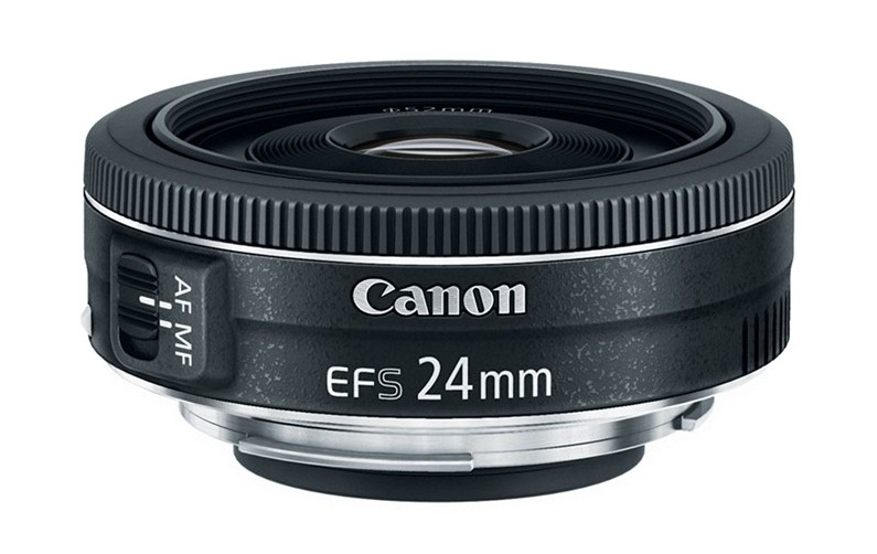 Canon EF-S 24mm f:2.8 STM