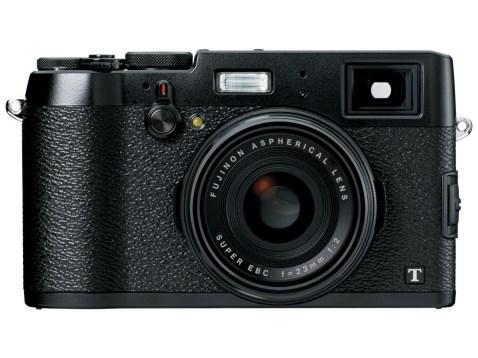 Fujifilm X100T - Black