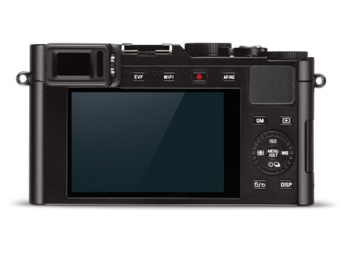 Leica D-Lux - Back