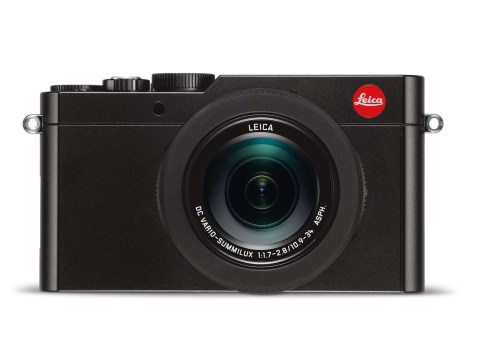 Leica D-Lux - Front