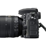 Nikon D750 - Sides