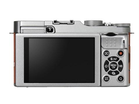 Fujifilm X-A2 (back)