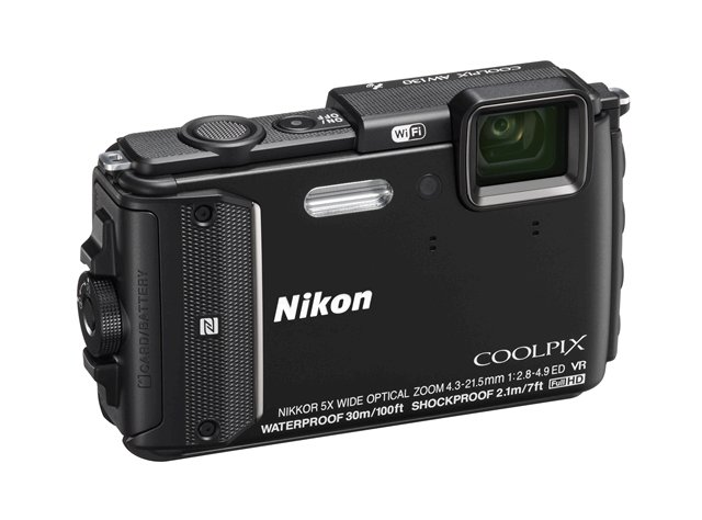 nikon coolpix aw130 instruction or user manual pdf download rh digitalphotographylive com nikon coolpix aw130 waterproof digital camera manual Underwater Digital Camera