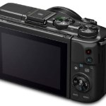 Canon EOS M3 Back