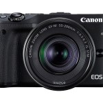 Canon EOS M3 - Front