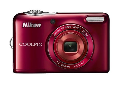 Nikon Coolpix L32 Red