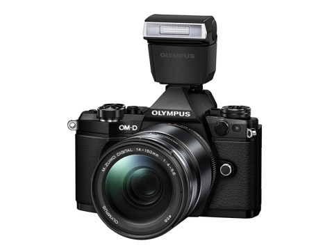 Olympus OM-D E-M5 II - Black