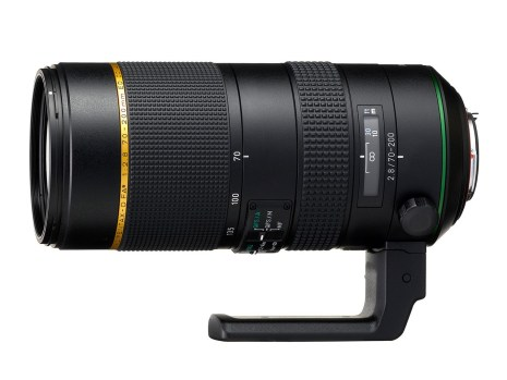 PENTAX-D FA 70-200mm F2.8ED DC AW Lens