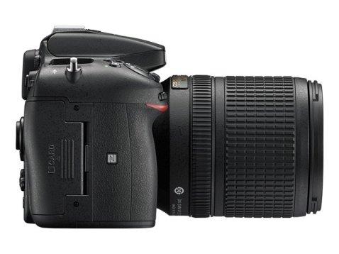 Nikon D7200 right
