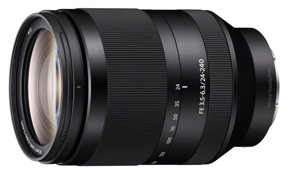Sony FE 24-240mm F3.5-6.3 OSS E-Mount NEX Camera Lens