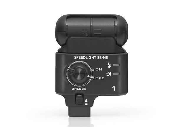 Nikon 1 SB-N5 Speedlight 01