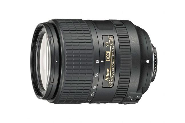 Nikon AF-S DX NIKKOR 18-300mm f:3.5-6.3G ED VR