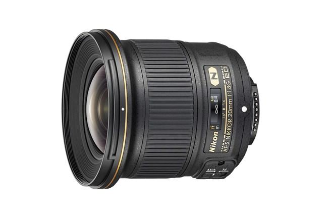 Nikon AF-S NIKKOR 20mm f:1.8G ED 01