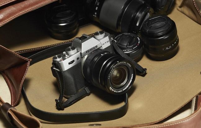 FUJIFILM X-T10 Camera 15
