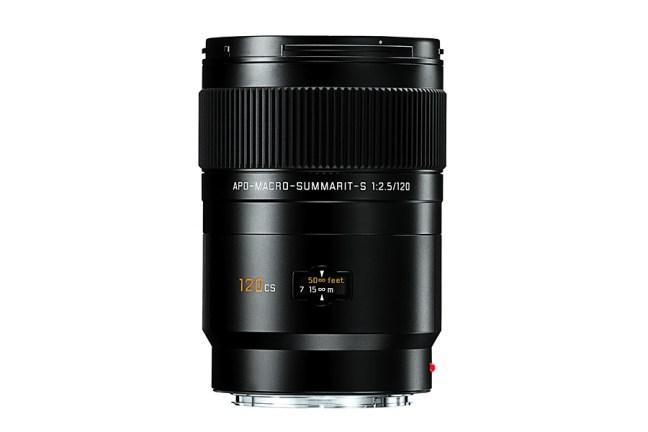 Leica Apo-Macro-Summarit-S 120mm f2.5 CS Lens 04