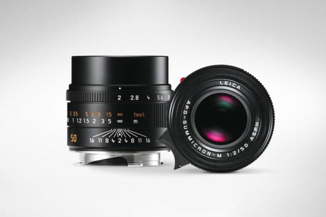 Leica Apo-Summicron-M 50mm f2 Lens 01