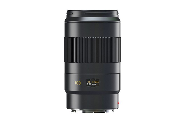 Leica Apo-Tele-Elmar-S 180mm f3.5 Lens 01