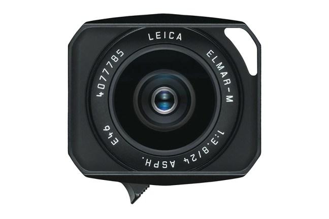 Leica Elmar-M 24mm f3.8 ASPH Lens 02