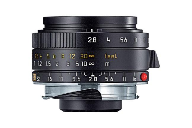 Leica Elmarit-M 28mm f2.8 ASPH Lens 02
