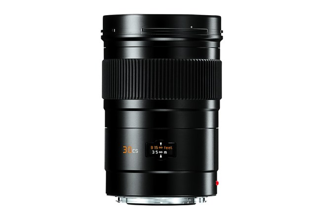 Leica Elmarit-S 30mm f2.8 ASPH CS Lens 05