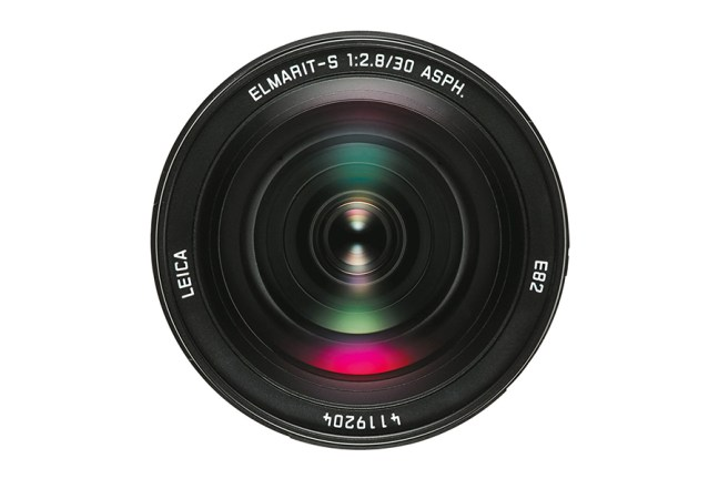 Leica Elmarit-S 30mm f2.8 ASPH Lens 03