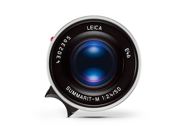 Leica Summarit-M 50mm f2.4 Lens 08