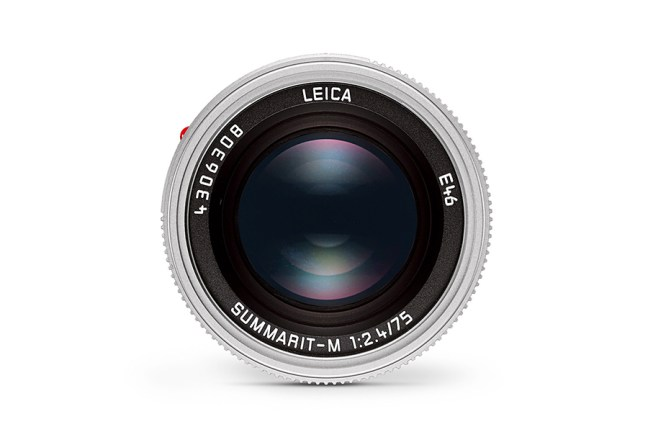 Leica Summarit-M 75mm f2.4 Lens 05