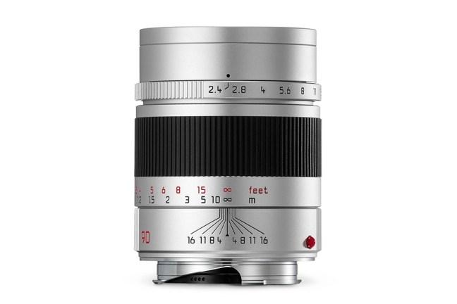 Leica Summarit-M 90mm f2.4 Lens 08