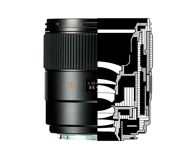 Leica Summarit-S 70mm f2.5 ASPH Lens 06