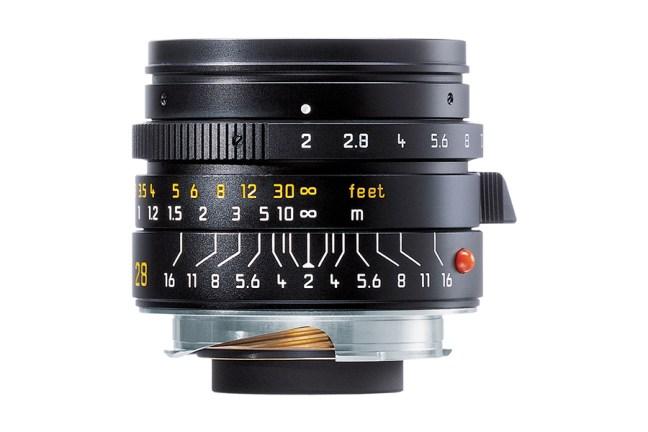 Leica Summicron-M 28mm f2 ASPH Lens 03